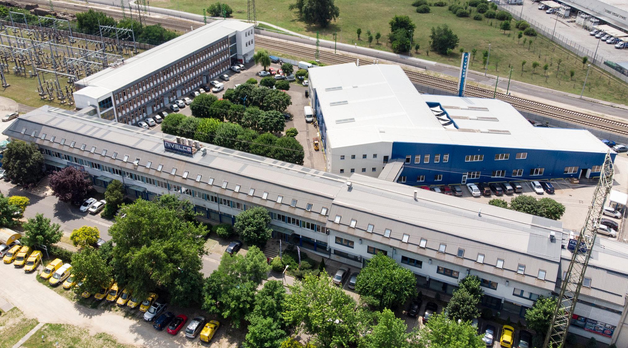 NIVELCO Ipari Elektronika zRt.