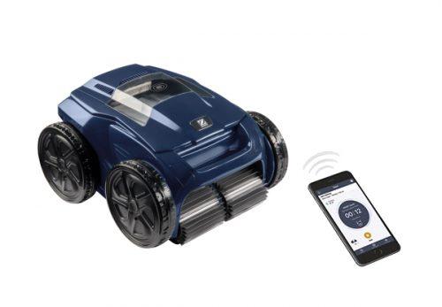 zodiac alpha 4wd ra 6300 iq automata vízalatti medence porszívó robot - 1